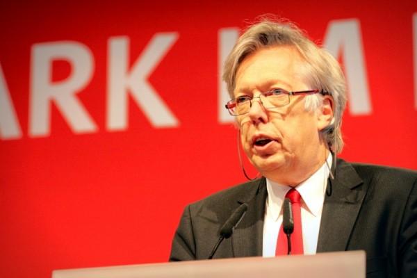 Ernst Dieter Rossmann MdB